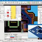 電子CADの写真