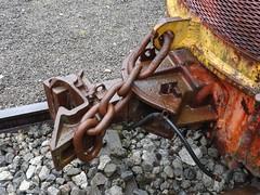 MMF Coupler. (Franky De Witte - Ferroequinologist) Tags: de eisenbahn railway estrada chemin fer spoorwegen ferrocarril ferro ferrovia
