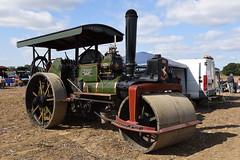 Steamrolling (EJ Images) Tags: uk england slr rural 1 countryside suffolk nikon country engine steam roller d750 steamroller dslr plough steamengine brampton eastanglia 2015 nikonslr nikondslr 24120mmlens bramptoncountryfayre ejimages bramptonploughfayre nikond750 dsc2500c