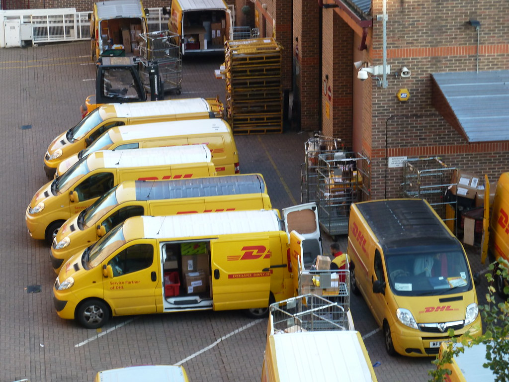 The World's newest photos of delivery and dhl - Flickr Hive Mind