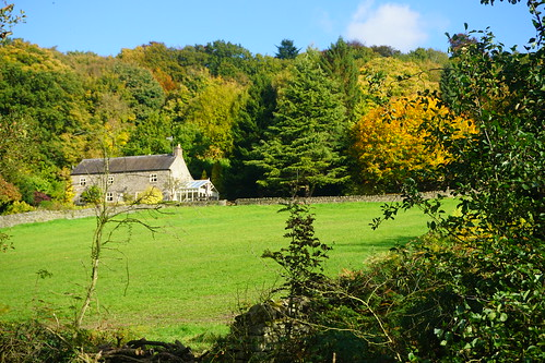 20 Oct 2015 Ambergate to Matlock Bath 11.5 Miles (64)
