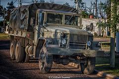 Camion ejercito (Cristian Fotografia) Tags: colonia bossi