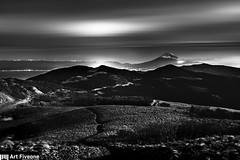 The End of Phantasm (Art Fiveone) Tags: leica winter light sky panorama cloud nature japan landscape 50mm nightshot summicron 日本 fujisan nightview 雲 自然 夜景 shizuoka 空 富士山 風景 izu mtfuji 静岡 伊豆 モノクロ 白黒 amagi 西伊豆 nishiizu 南アルプス 遠景 西天城高原 仁科峠 nishiamagi nishinapass nishiamagiplateau