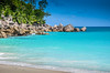 DSC_1181 (NICOLAS POUSSIN PHOTOGRAPHIE) Tags: soleil eau sable bleu coco fin vague plage rocher palmier bois seychelle turquoide