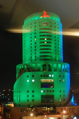 Le Royal Hotel from the Grand Hyatt Amman (jrozwado) Tags: hotel asia amman jordan hyatt leroyal الأردنّ عمّان