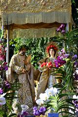 La Dvina Matrimonia (Fritz, MD) Tags: procession intramuros intramurosmanila prusisyon grandmarianprocession marianprocession marianevents ladivinamatrimonia igmp2015 intramurosgrandmarianprocession2015