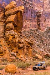 Black Dragon Wash exit.jpg (gaillard.galopere) Tags: travel utah 4x4 roadtrip canyon explore discover 2015 decouverte etatsunisdamrique blackdragonwash hj61