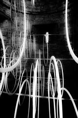 Flying rings (vale0065) Tags: ring ringen wheel wiel brussels brussel bruxelles belgium belgië art kunst pocket pointandshoot outdoor buiten street straat fly vliegen hoover zweven