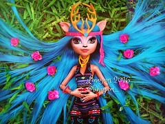 (Linayum) Tags: isidawndancer mh monster monsterhigh mattel doll dolls mueca muecas toys toy juguetes linayum