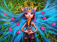 (Linayum) Tags: isidawndancer mh monster monsterhigh mattel doll dolls mueca muecas toys toy juguetes linayum