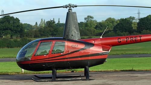 G-PRET ROBINSON R44 ASTRO