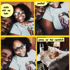 messing around (stanbstanb) Tags: lomics comics chillin goofball kissing messing sandwich