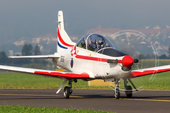 Airpower16Thurs-2012 (MichaelHind) Tags: 2016 aviation airshow austria austrian austrianairforce zeltweg styria redbull pc9m croatianairforce krilaoluja wingsofstorm