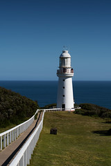 Cape Otway Lighthouse (justjimwilldo) Tags: capeotway portcampbell beach coast holiday lighthouse ocean seascape shipwreck signal sun trip waves