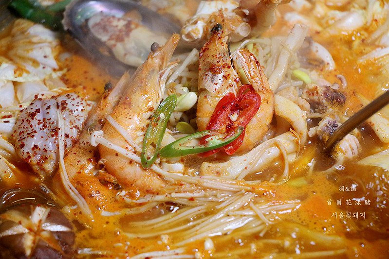 首爾花漾豬士林韓式料理097