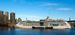 Radiance of the Seas... (Jofotoe) Tags: matchpointwinner mpt505