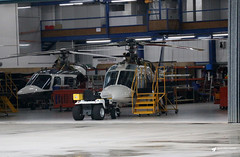 ZE416 Agusta A109E Power Elite, QinetiQ, Trebrown Heliport, Liskeard, Cornwall (Kev Slade Too) Tags: unidentified etps agusta a109 qinetiq castlemotorsltd trebrown liskeard cornwall