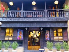 A gallary at Hoi An ancient town (themilkyway_hm) Tags: hoian ancient vietnam justgo trip travel gallary