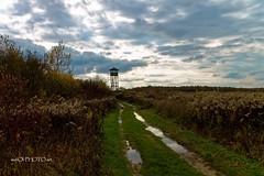 Lovaka eka_Kamensko pored Karlovac_26102016_Oliver vob (malioli) Tags: hut nature house path autumn sky clouds hunting canon croatia europe hrvatska