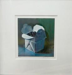 ART:  Paul Wonner, American (1920-2008).