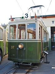 Bern Weissenbühl 04.10.2009 (The STB) Tags: bern berna verkehr publictransportbern trammuseumbern tramvereinbern tram tramway strassenbahn strasenbahn heritagetram