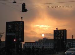 Sunrise 1 hour ago 08.36 today Copenhagen (sms88aec) Tags: sunrise 1 hour ago today copenhagen