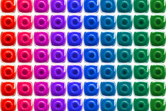 nail polish rainbow (brescia, italy) (bloodybee) Tags: 365project nails polish varnish makeup stilllife colors rainbow