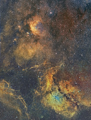 Sh2-86 (www.swiftsastro.com) Tags: astrophotography nebula stelle stars nebulosa astronomia astronomy astrofotografia takahashi star astro astrodon avalon cosmos dso deep space nebulosity nebulae sky skies universe texture cloud ederblad sharpless creation sxvrh18 eq6 skywatcher mn190 starlight xpress emission cepheus night hubble qhy5 phd baader deepspace moonrocks abstract surreal outdoor landscape swift 10micron vixen vsd cassiopeia soul lunar messier valencia spain españa paramount astrometrydotnet:id=nova1789785 astrometrydotnet:status=solved