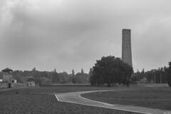 KZ Sachsenhausen (Strange Artifact) Tags: fuji fujifim x20 black white scwarz weiss zwart wit sachsenhausen concentrationcamp oranienburg