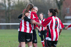 Altrincham LFC vs Stockport County LFC - December 2016-171 (MichaelRipleyPhotography) Tags: altrincham altrinchamfc altrinchamlfc altrinchamladies alty amateur ball community fans football footy header kick ladies ladiesfootball league merseyvalley nwrl nwrldivsion1south nonleague pass pitch referee robins shoot shot soccer stockportcountylfc stockportcountyladies supporters tackle team womensfootball