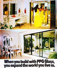 1970s PPG Glass Ad (Christian Montone) Tags: ads advertising vintageads adverts vintage print printads