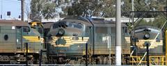 PNs Stored A Class (damo2016 photos) Tags: pn freightaustralia freightvictoria vline aclass dynon broadgauge 2014