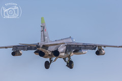 Takeoff Su-25SM during Aviadarts-2016 flight skills competition (The best from aviation) Tags: avia plane planes spotter spotters spotting planespotting air jet airjet airplane aircraft photo canon airfield aviadarts aviadarts2016 ryazan russia rus sukhoi su25 su 25 anawesomeshot travel
