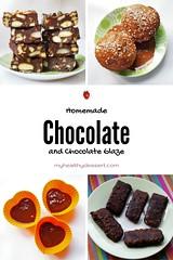 Homemade Chocolate And Chocolate Glaze (myhealthydessert) Tags: homemade chocolate and glaze vegan raw paleo recipe dessert glutenfree dairyfree eggfree sweet desserts coconut cocoa cacao ingredients
