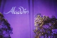 Aladdin (goodfella2459) Tags: nikon f4 af nikkor 50mm f14d lens cinestill 800t 35mm c41 film analog colour sydney aladdin capitol theatre milf