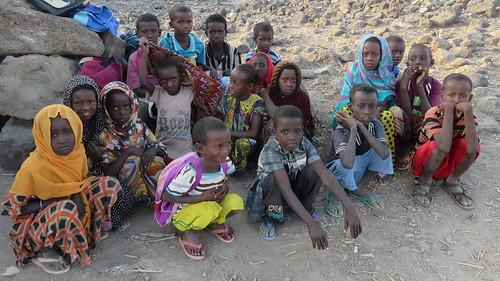 Djibouti_2015 - Enfants de Mouddo