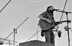 Stage (Brooks Davison) Tags: blackandwhite music soloartist guitar nikon d5500