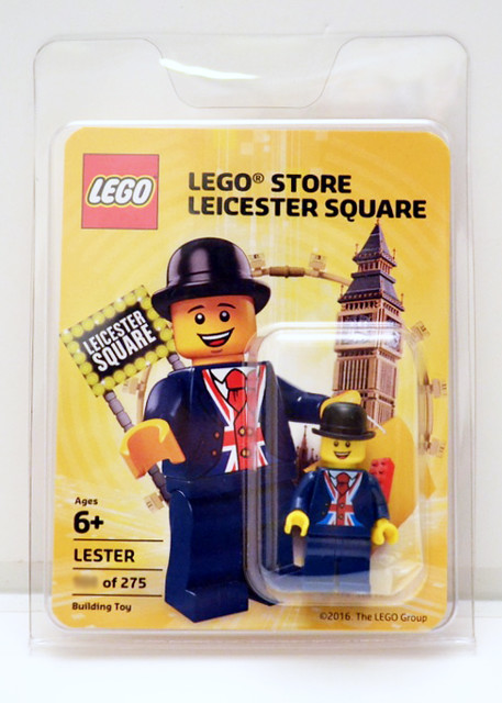 REVIEW: New LEGO Store - Leicester Square, London - General LEGO ...