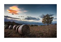 Nube Lenticolare (Alematrix) Tags: nube lenticolare appennino marche sibillini