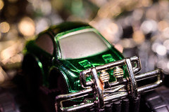 Beatle monster truck! (Jantje1972) Tags: beatle monster truck green metalic bokeh macromondays beatlesbeetles
