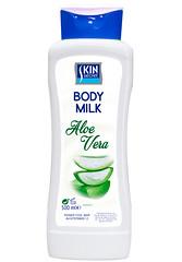 Body Milk Aloe Vera (Spanish Food Prodespa,s.l.) Tags: bao skin secret spanish food prodespa crema leche corporal champu body milk