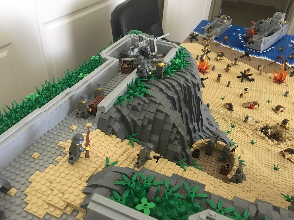 The world 39 s best photos of 1944 and lego flickr hive mind for Siege lego france