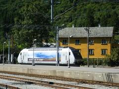 Flam Railway, Norway (johnzebedee) Tags: railway electric flam transport publictransport norway johnzebedee loco