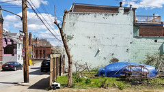 Nothing in particular in East Allegheny (real00) Tags: williamreal willreal 2016 2010s 2000s pittsburgh pennsylvania urban city landscape urbanlandscape alleghenycounty pittsburghregion westernpennsylvania