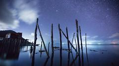 Tong Parang Tengah (Sharif Putra) Tags: sabah malaysia timbun mata tong parang tengah semporna borneo night nightphotography nightscapes