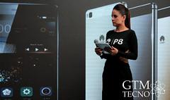 Presentación del Huawei P8 en Guatemala