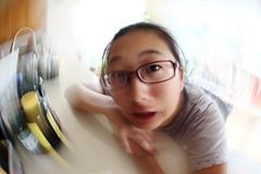 Having fun (Benny2006) Tags: funny fisheye sigma10mmf28