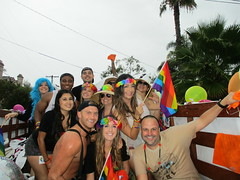 All rainbow everythang (sofiec91) Tags: rainbow sandiego prideparade sandiegopride radiocrew