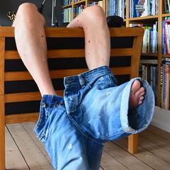 PDF - LXXXXV b (mikael_on_flickr) Tags: gay man male guy me self ego pants legs moi io couch uomo jeans sofa athome mann pdf friday ich hombre homme undressing freitag mec gambe undressed fredag pantsdown pantaloni venerdì i svestito pantsdownfriday vendredí