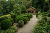 Les Jardins du Pays d'Auge (GardenTraveller) Tags: france building gardens garden french topiary path trimmed jardin normandie normandy gravel boxwood timberframed clipped cambremer lesjardinsdupaysdauge